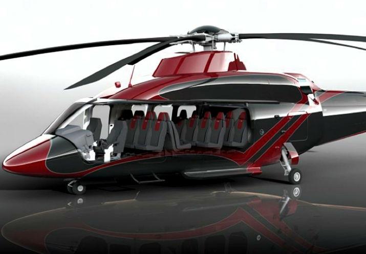 Bell 525 Relentless Exterior